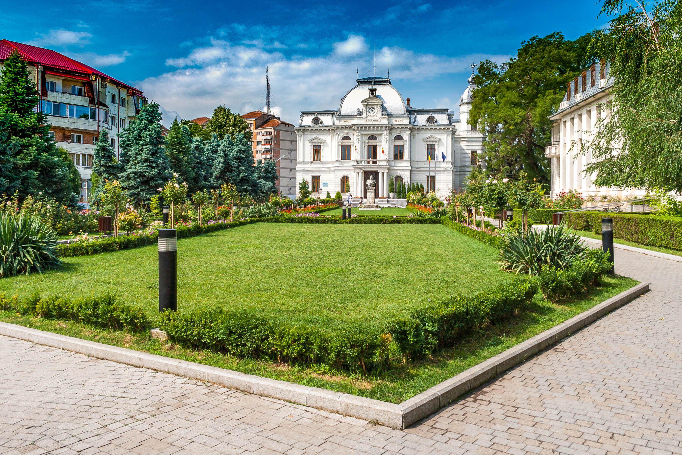 Primăria Târgoviște zi